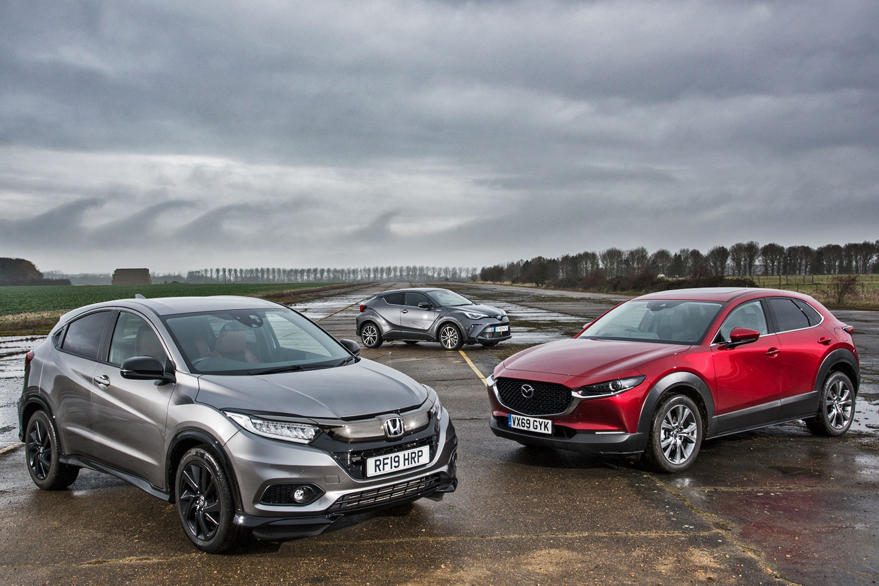 The Best Small Suvs For 2021 Parkers