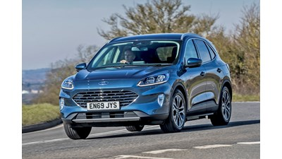 Ford Kuga SUV ST-Line First Edition 2.0 EcoBlue 150PS mHEV 5d