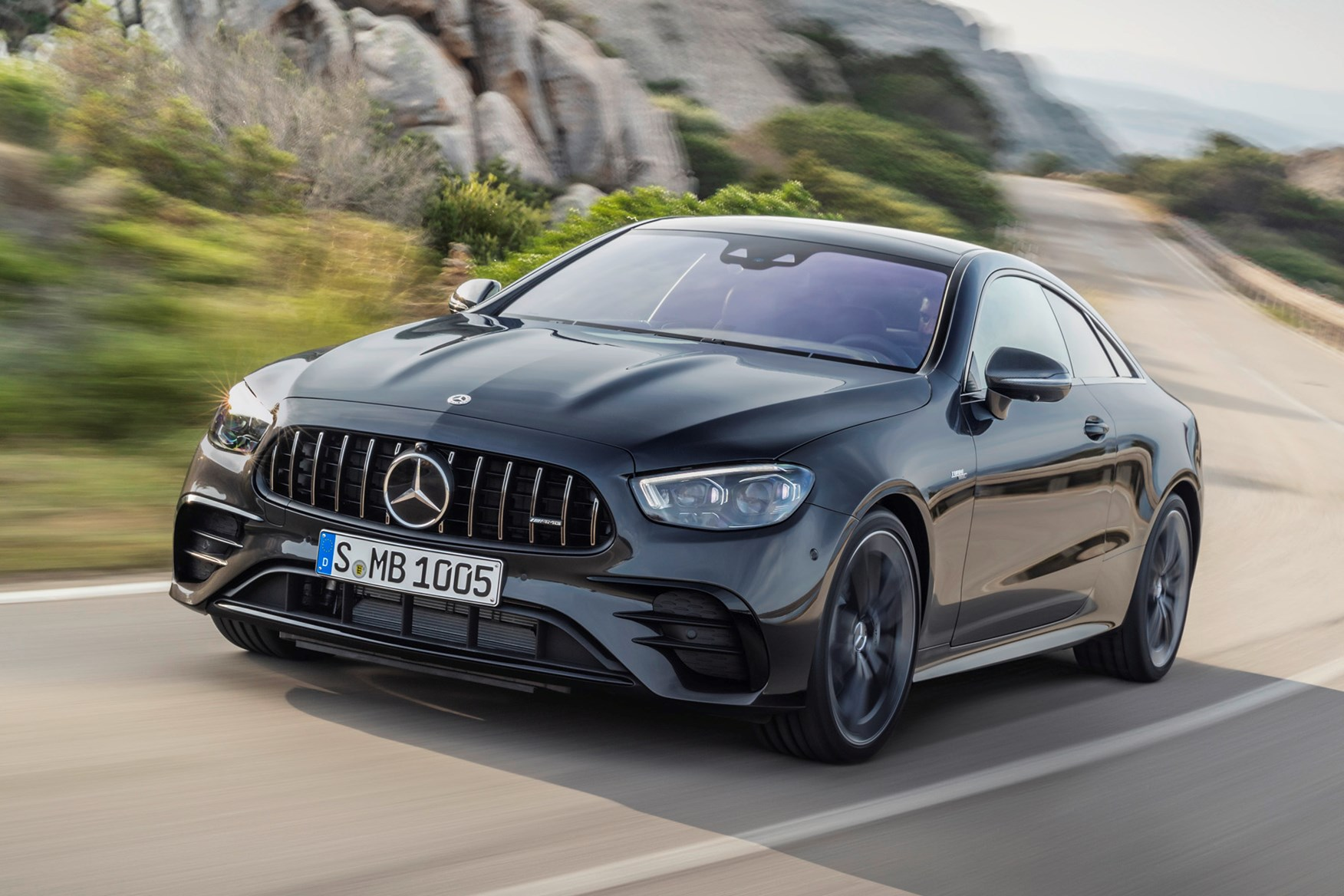 New look for Mercedes-Benz E-Class Coupe and Cabriolet ...