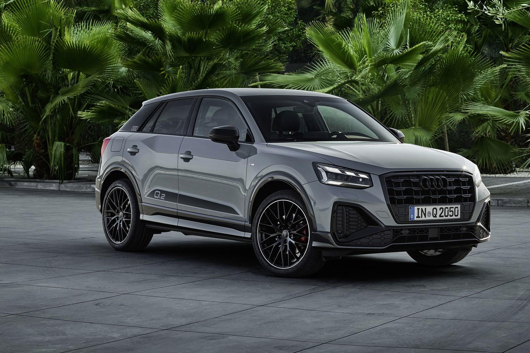 Audi Q2 2020 facelift - full details  Parkers