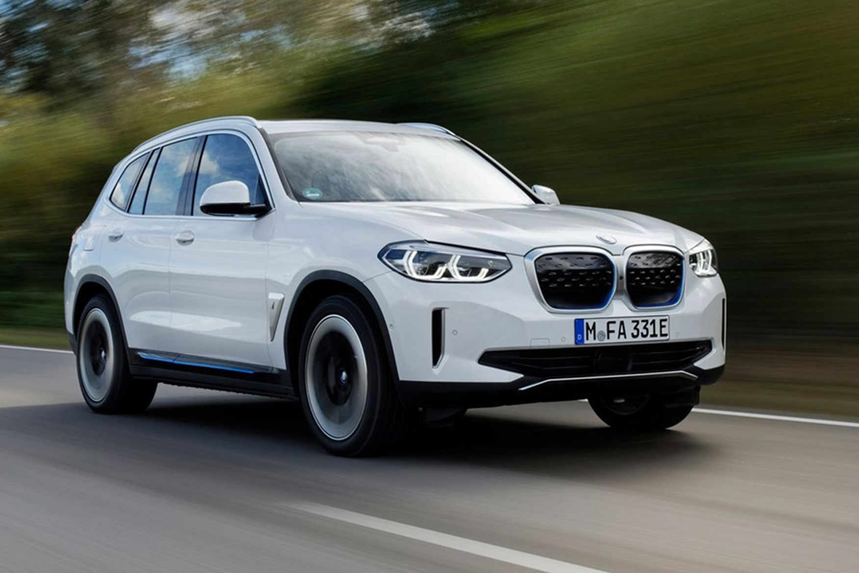 First drive: all-electric BMW iX3 | Parkers