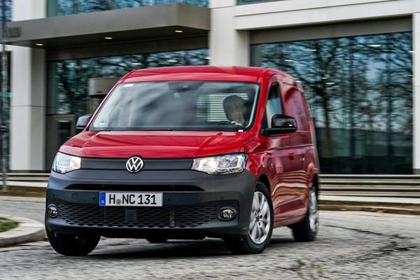 Volkswagen Caddy Cargo review (2021) | Parkers