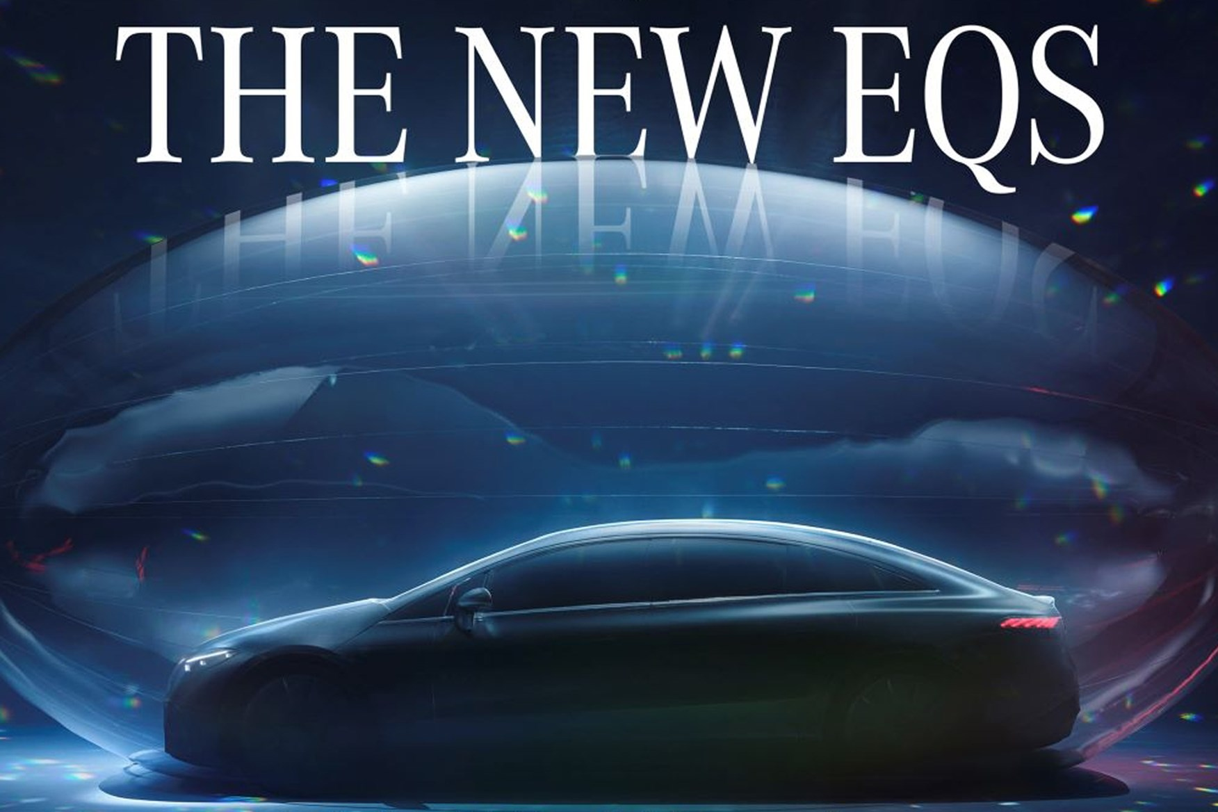 Mercedes EQS: all-new electric luxury saloon for 2021  Parkers