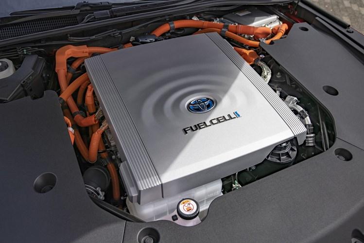 Toyota Mirai fuel-cell