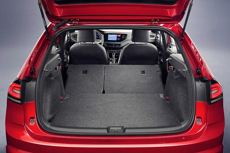 Volkswagen Taigo review (2022) boot space