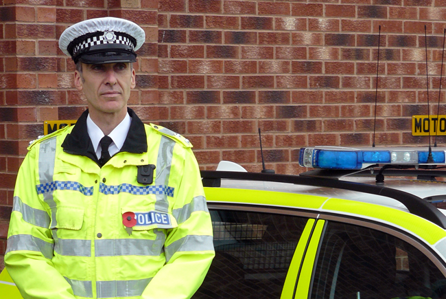 Inspector Clark warns drivers of the risks of drink driving