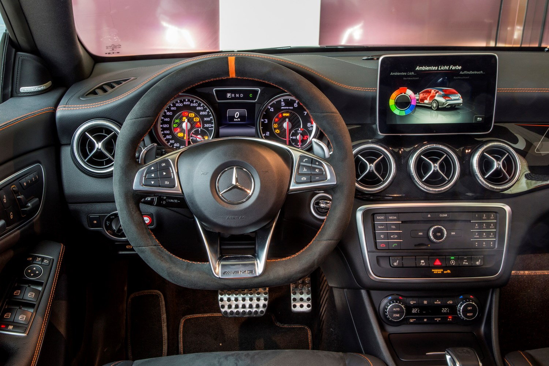 MercedesBenz MercedesAMG GT 4Door Coupé